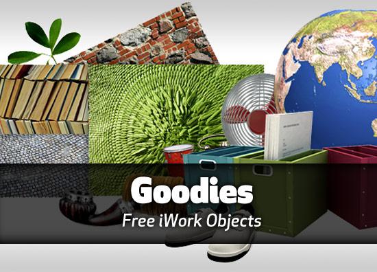 Free iWork goodies