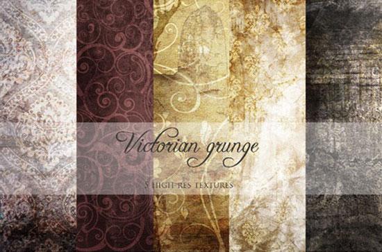 Victorian Grunge Textures