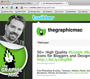 The Graphic Mac on Twitter