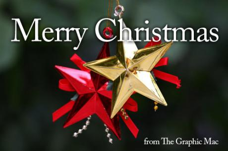 Merry Christmas from The Graphic Mac