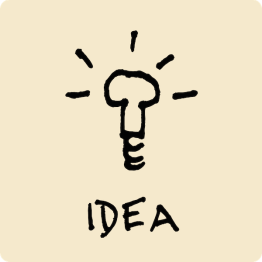 Idea Visual Vocabulary - sketchnoting visual note taking doodling