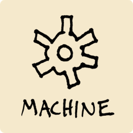 Machine Visual Vocabulary - sketchnoting visual note taking doodling