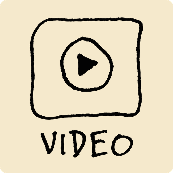 Video Visual Vocabulary - sketchnoting visual note taking doodling