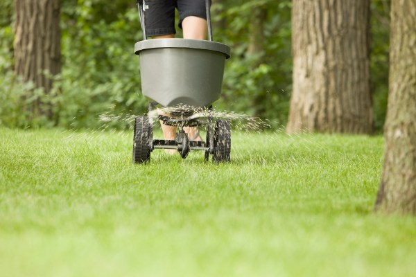 spring lawn care service deluxe