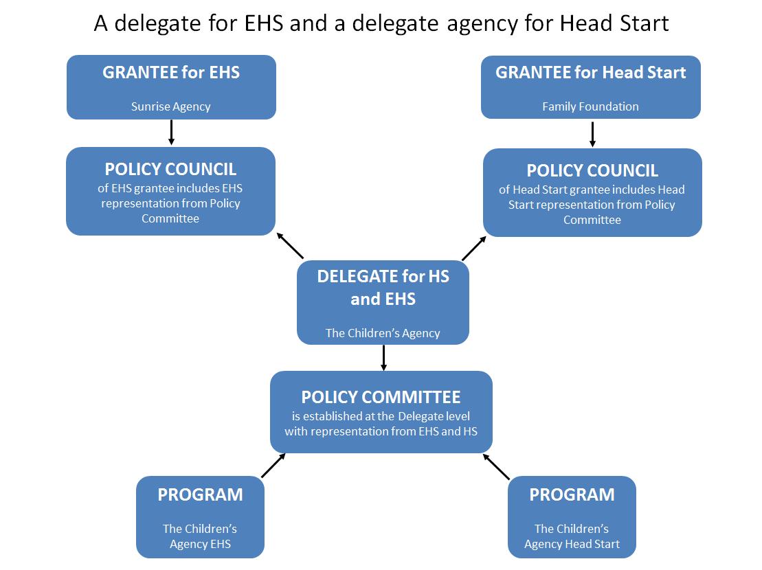 Early Head Start Program Governance Structure