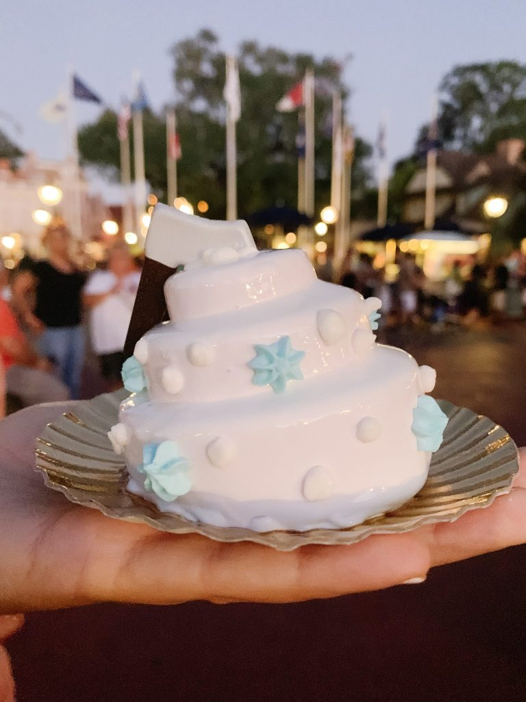 Best food at Mickey's not so scary Halloween party