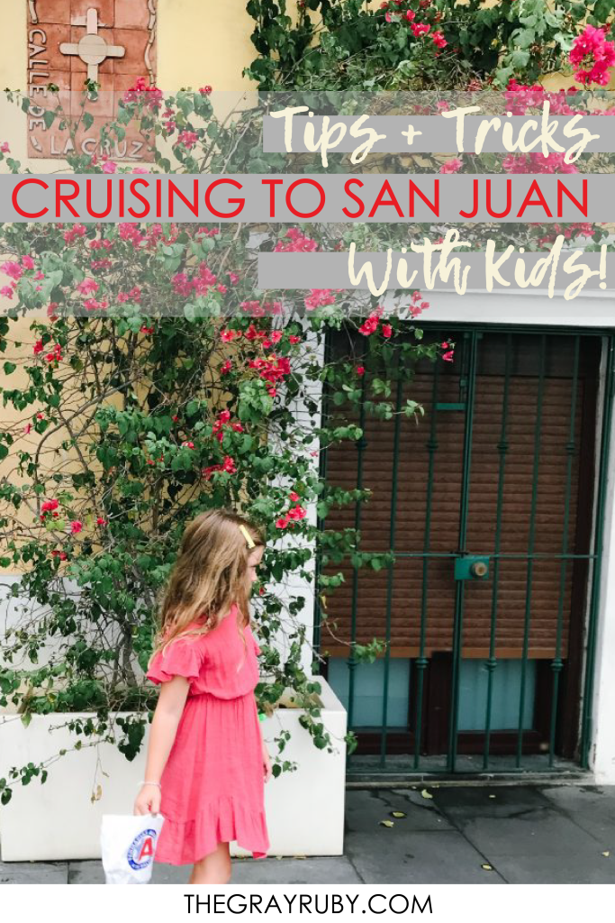 what to expect when visiting San Juan Puerto Rico with kids