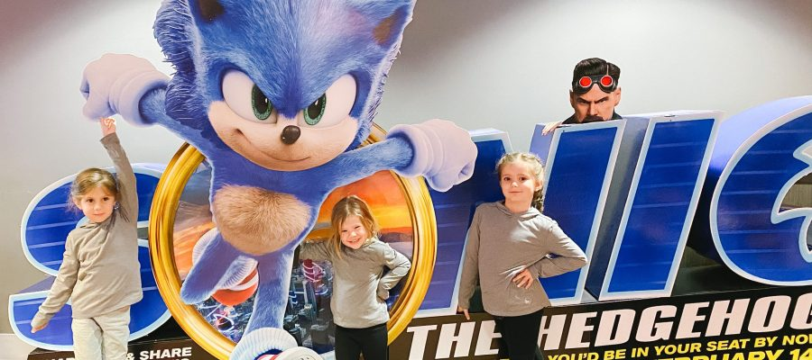 Sonic The Hedgehog Movie Review