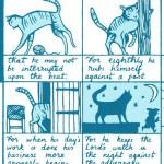 jubilate agno, cat poems