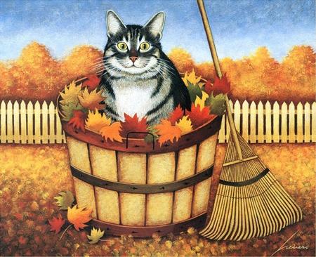 Free Fall Cartoon Wallpaper Lowell Herrero 1921 2015 American The Great Cat