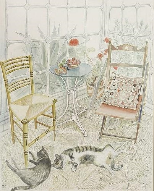 Two Sisters, Richard Bawden