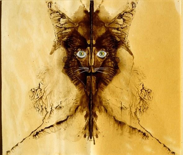 Remedios Varo, Cat Man, 1943