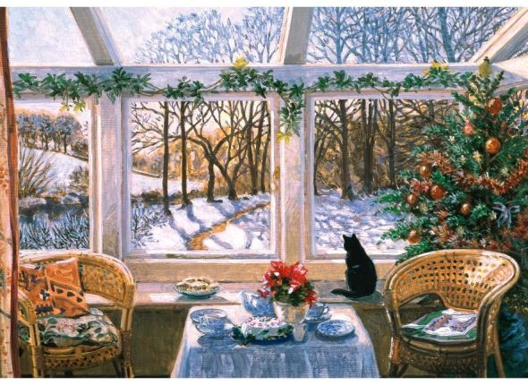 Waiting for Christmas, Stephen Darbishire