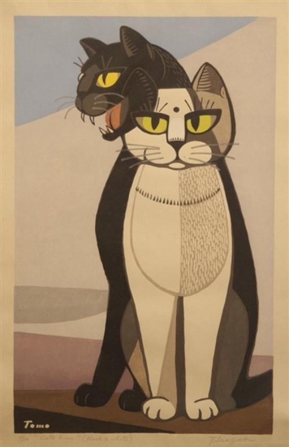 Cats Black and White, Inagaki