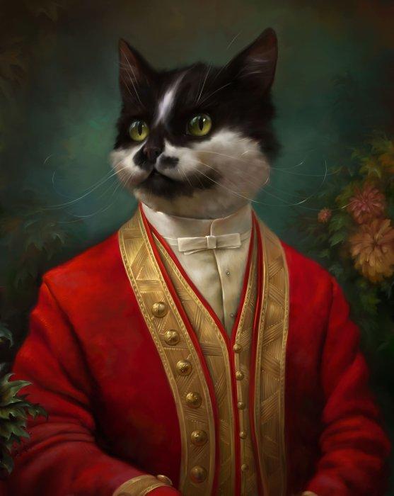 Eldar Zakirov, Hermitage Cats
