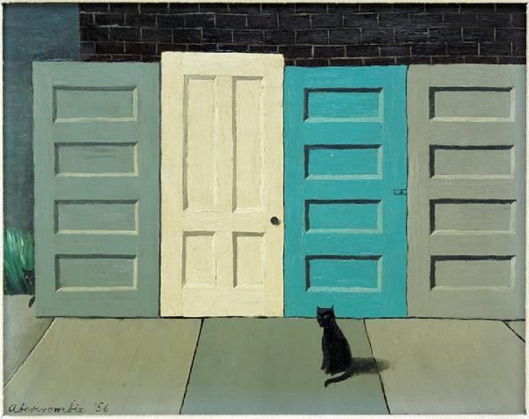 Doors and Black Cat, Abercrombie