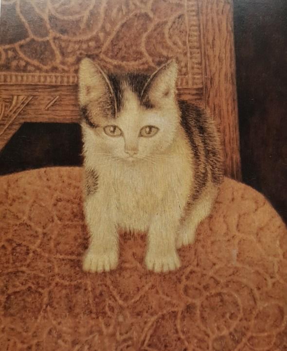 Little Kitten, Sal Meijer