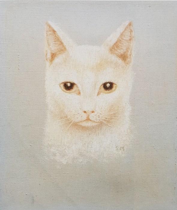 White Cat Head, Sal Meijer