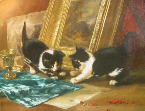 Art Critics, 1900, Ada Eliza Tucker