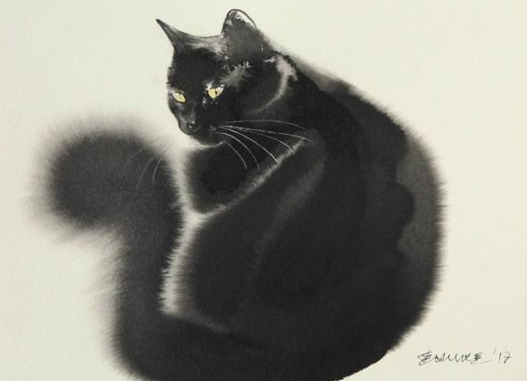 Endre Penovac, Fat Black Cat
