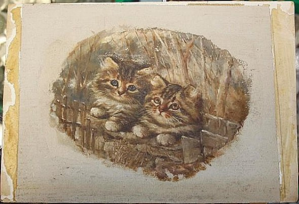 Kittens, Ada Eliza Tucker
