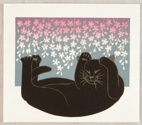 Black cat, Nishida Tadashige