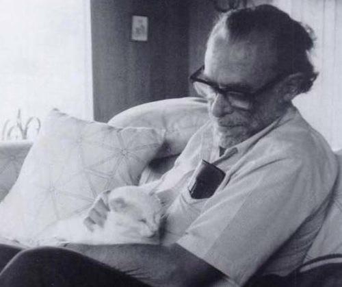 Charles Bukowski and Factotum