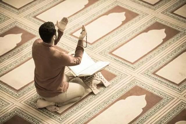 Image result for muslim man praying