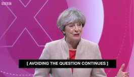 Theresa May breaks law in #BBCQT special #GE17