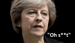 Theresa May 'under investigation re Brexit profits'