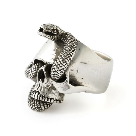 Skull Rings  The Great Frog