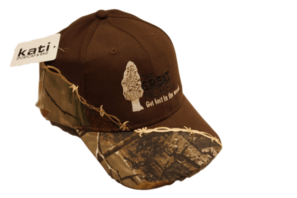 Camo Barbed Hat
