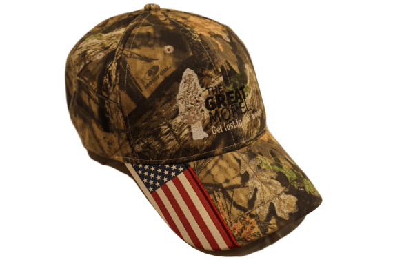 American Flag Camo Hat