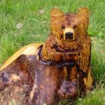 Carvaholic Small Bear