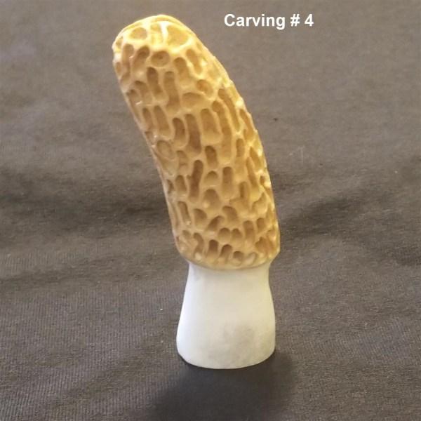 morel carving #4