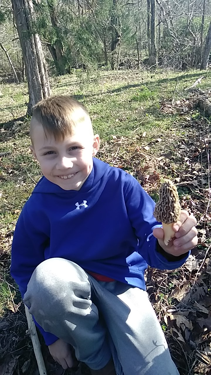 Braxton - the new generation of a Tennessee shroomer 2018
