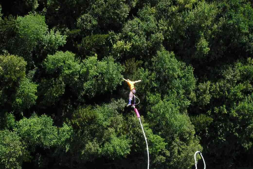 bungee jumping in delhi