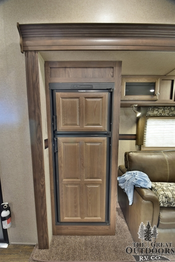 Rockwood 2650ws Fifth Wheels The Great Outdoors Rv - Modern