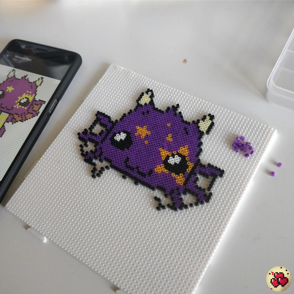 renard-dragon-9-pixelart-pixelcraft-pixelbeads-perlerbeads-perlerart-hama-hamabeads-hamasprites-artkal-artkalbeads-fusebeads-retro-gaming-sprite-design-tutoriel-pattern