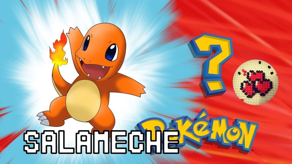 salameche-video-pokemon-pixelart-pixelcraft-pixelbeads-perlerbeads-perlerart-hama-hamabeads-hamasprites-artkal-artkalbeads-fusebeads-retro-gaming-sprite-design-tutoriel-pattern