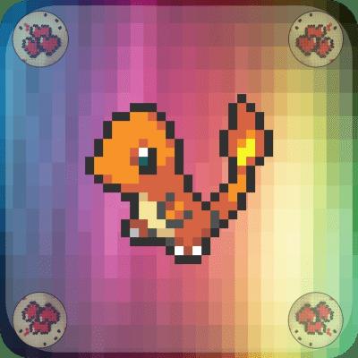 salameche-vignette-pokemon-pixelart-pixelcraft-pixelbeads-perlerbeads-perlerart-hama-hamabeads-hamasprites-artkal-artkalbeads-fusebeads-retro-gaming-sprite-design-tutoriel-pattern