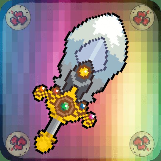 infinity-sword-vignette-pixelart-pixelcraft-pixelbeads-perlerbeads-perlerart-hama-hamabeads-hamasprites-artkal-artkalbeads-fusebeads-retro-gaming-sprite-design-tutoriel-pattern