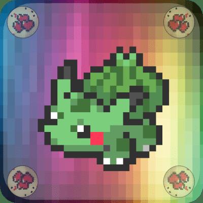 vignette-bulbikachu-fusion-pokemon-pixel-card-pixelart-pixelcraft-pixelbeads-perlerbeads-perlerart-hama-hamabeads-hamasprites-artkal-artkalbeads-fusebeads-retro-gaming-sprite-design-tutoriel