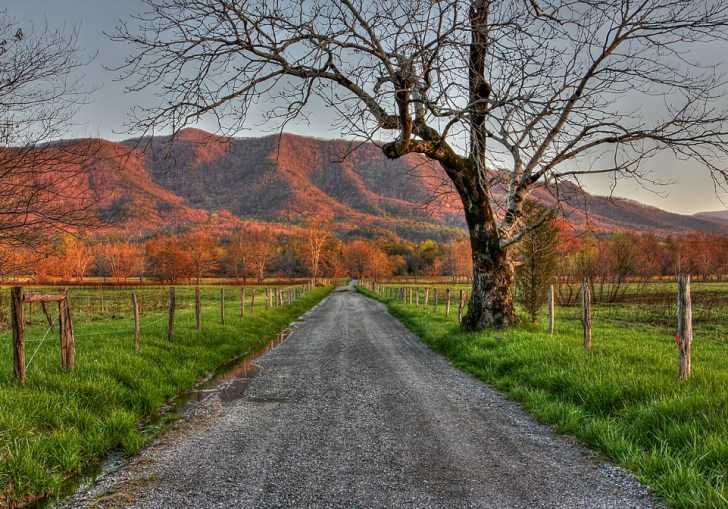 Smoky Mountains This Spring 9 Explore Cades Cove On A Bicycle
