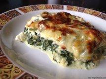 Greek Food Spinach Pie
