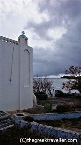 «Σαντορινη, Κυκλάδες, Πύργος Καλλίστης, Εκκλλησιαστική Συλλογή Πύργου, Θεοτοκάκι, Κρητική Σχολή»