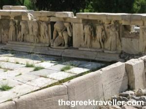 Θέατρο Διονύσου, Ακρόπολη, Αθήνα