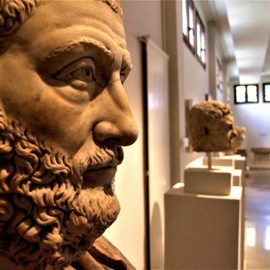 Δίον, Μουσείο Δίου, Λιτόχωρο, Όλυμπος, Μακεδονία, Πιερία, Δημήτρης Παντερμαλής