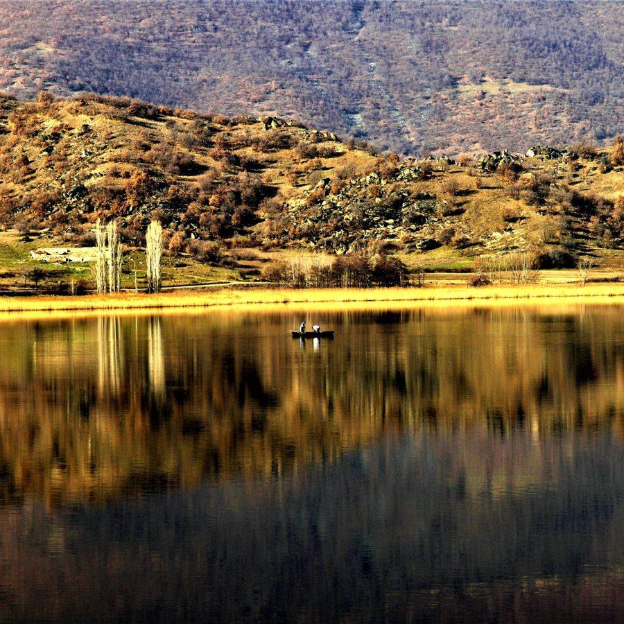 Λίμνη Ζάζαρη,Σκλήθρο, Φλώρινα, Μακεδονία, Λίμνη Χειμαδίτιδα