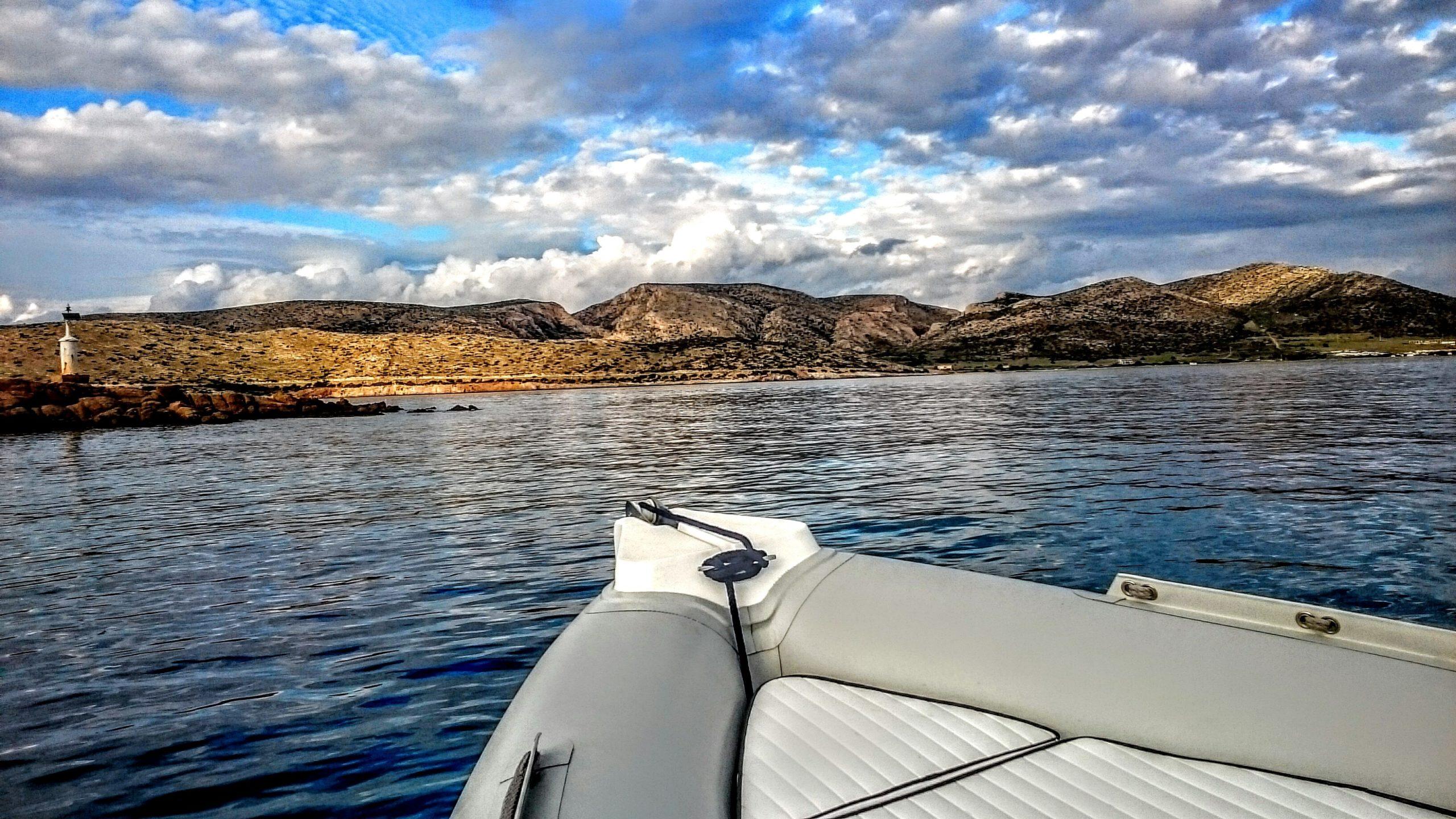 Ιόνιο πέλαγος, ψαροτούφεκο, Επτάνησα